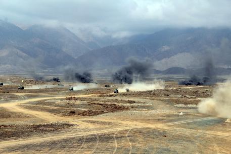 Коллективные силы быстрого развертывания Центрально-Азиатского региона и Миротворческие силы ОДКБ готовятся к совместному оперативно-стратегическому учению «Боевое братство-2019»